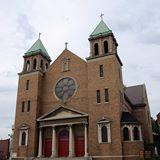 St. Leo Roman Catholic Church - Detroit