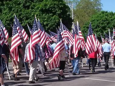 trenton parade flags