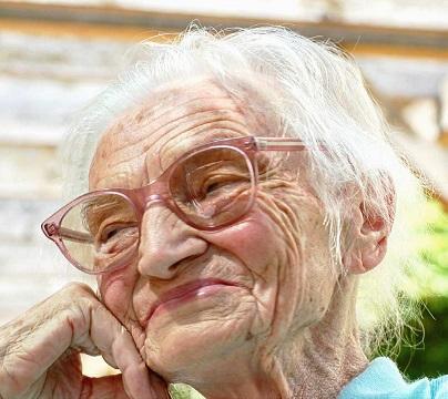 Nurse old age