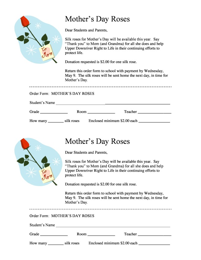roses order form-page-0