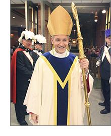 Bishop Paprockil